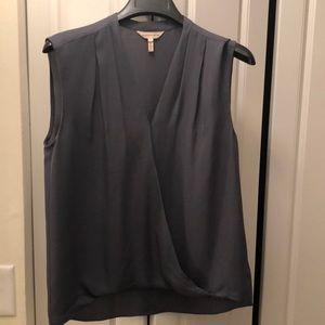 Rebecca Taylor Grey blouse
